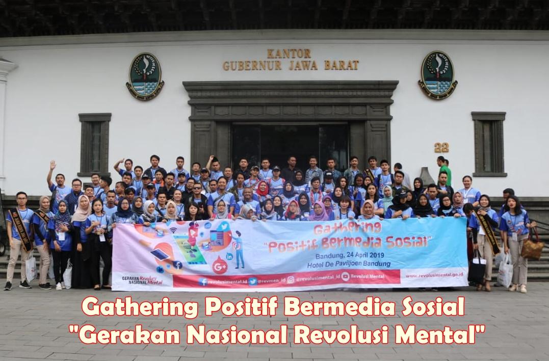 Gerakan Nasional Revolusi Mental di Zaman Digital