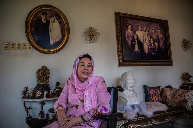 Luar Biasa! Ibu Nyai Sinta Nuriyah Masuk Daftar 11 Perempuan Hebat di Dunia