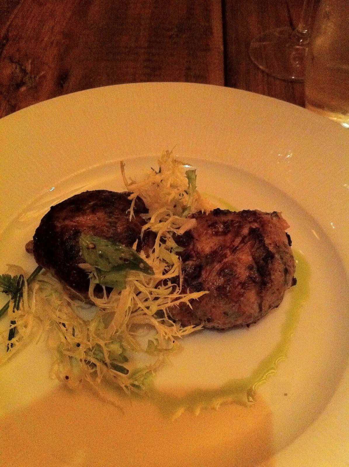 Bistro Du Midi Restaurant Week Menu