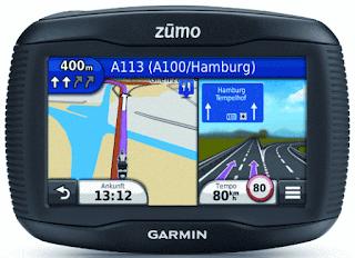 Spesifikasi dan Harga GPS Garmin Zumo 550