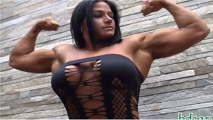 Massive Female Bodybuilding Motivation Compilation HD