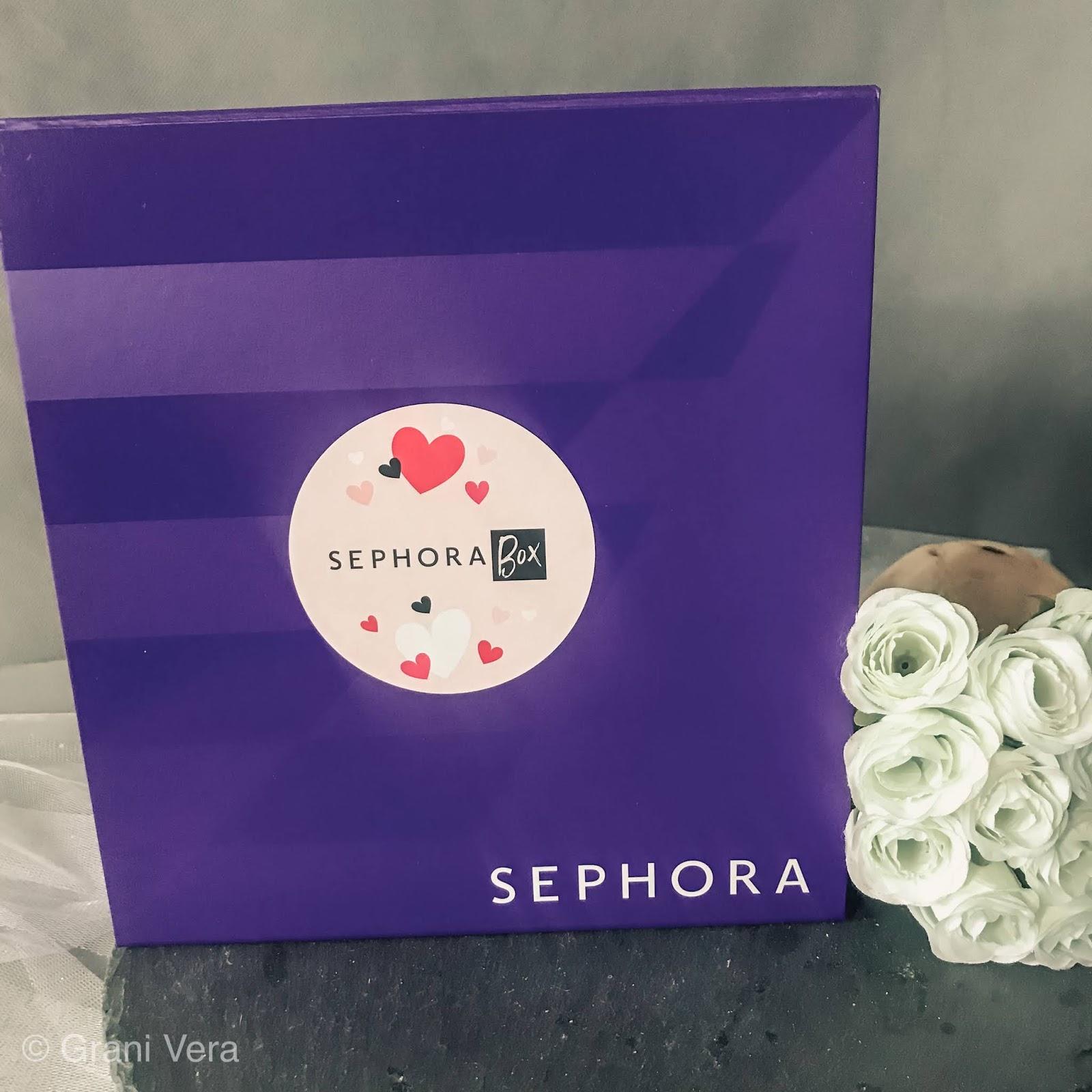 co zawiera Sephora Box