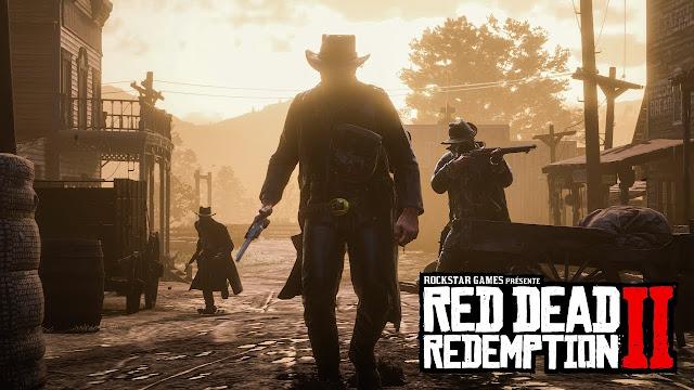 روكستار تعلن عن مسابقة  للاعبين و الهدية قميص للعبة Red Dead Redemption 2، للمشاركة من هنا ..