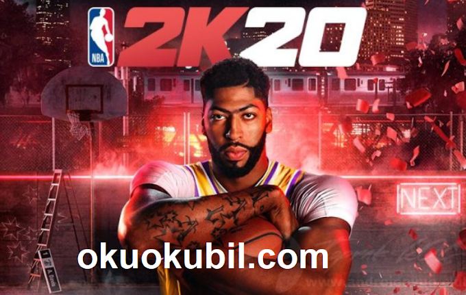 NBA 2K20 V87.0.1 Mega MOD APK Sınırsız Para Hileli İndir kasım 2019