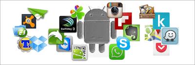 Nuevas aplicaciones apps android
