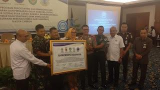 BNN Kota Cirebon Deklarasi Bersinar