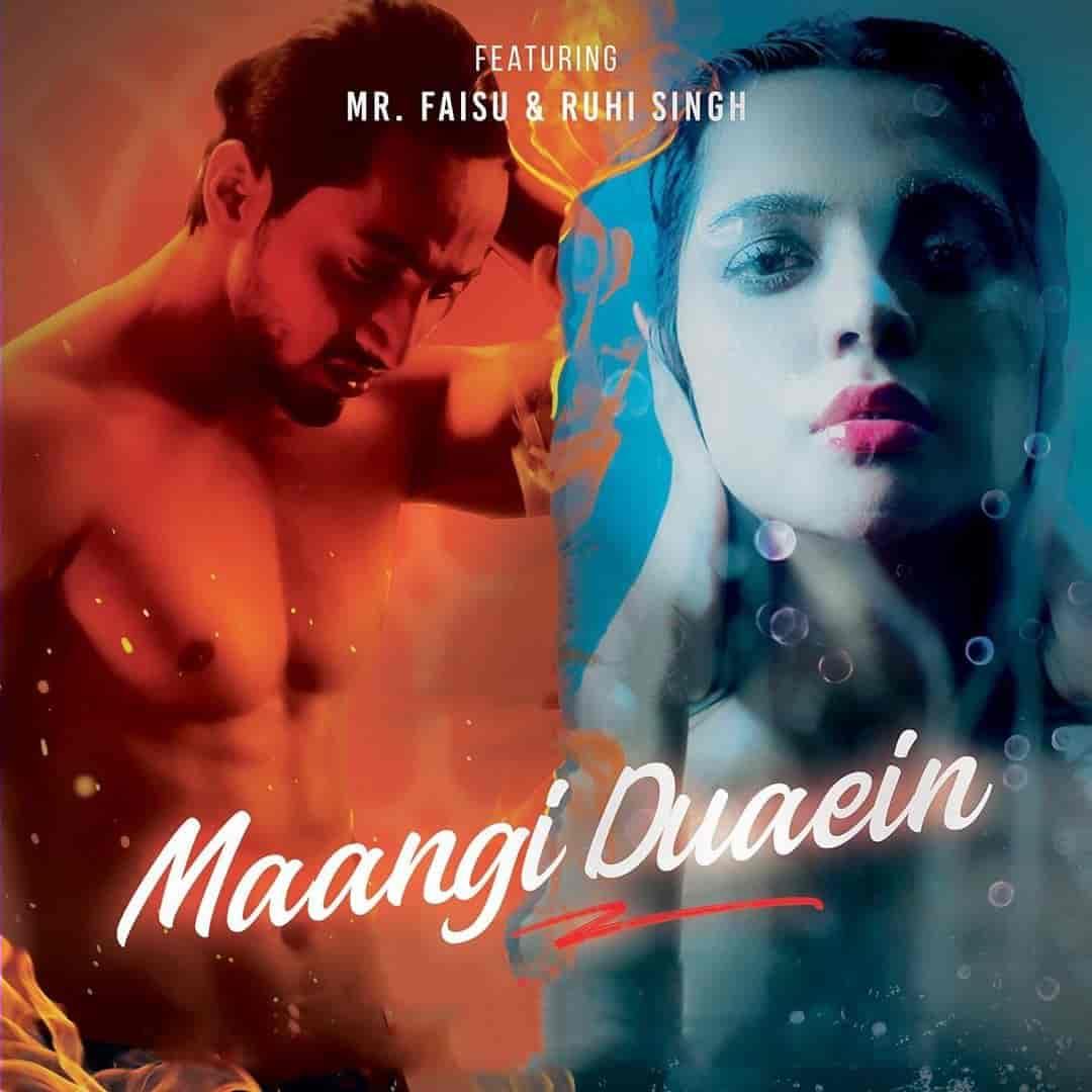 Maangi Duaein Song Image Features Mr Faisu sung by Raghav Chaitanya