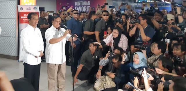 Prabowo: Saya Tahu Tata Krama, Ucapkan Selamat Harus Tatap Muka