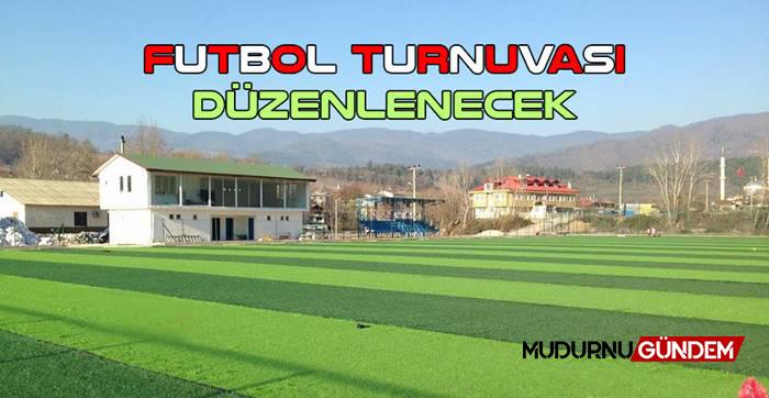Taşkesti'de Futbol Turnuvası Düzenlenecek