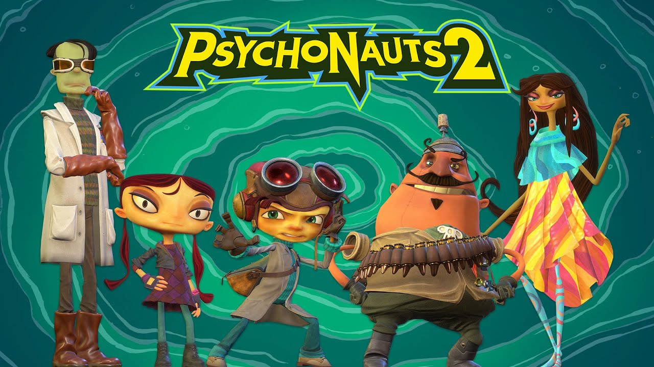 Psychonauts 2 Collectibles Guide