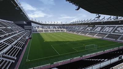 PES 2021 Pride Park Stadium