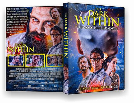 DVD THE DARK WITHIR O PASSADO PODE SER MORTAL - ISO