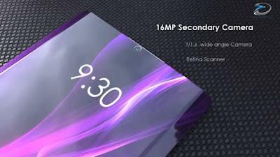 16MP Secondary Camera