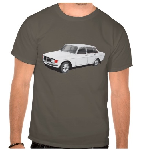 Volvo 140 t-shirt gifts