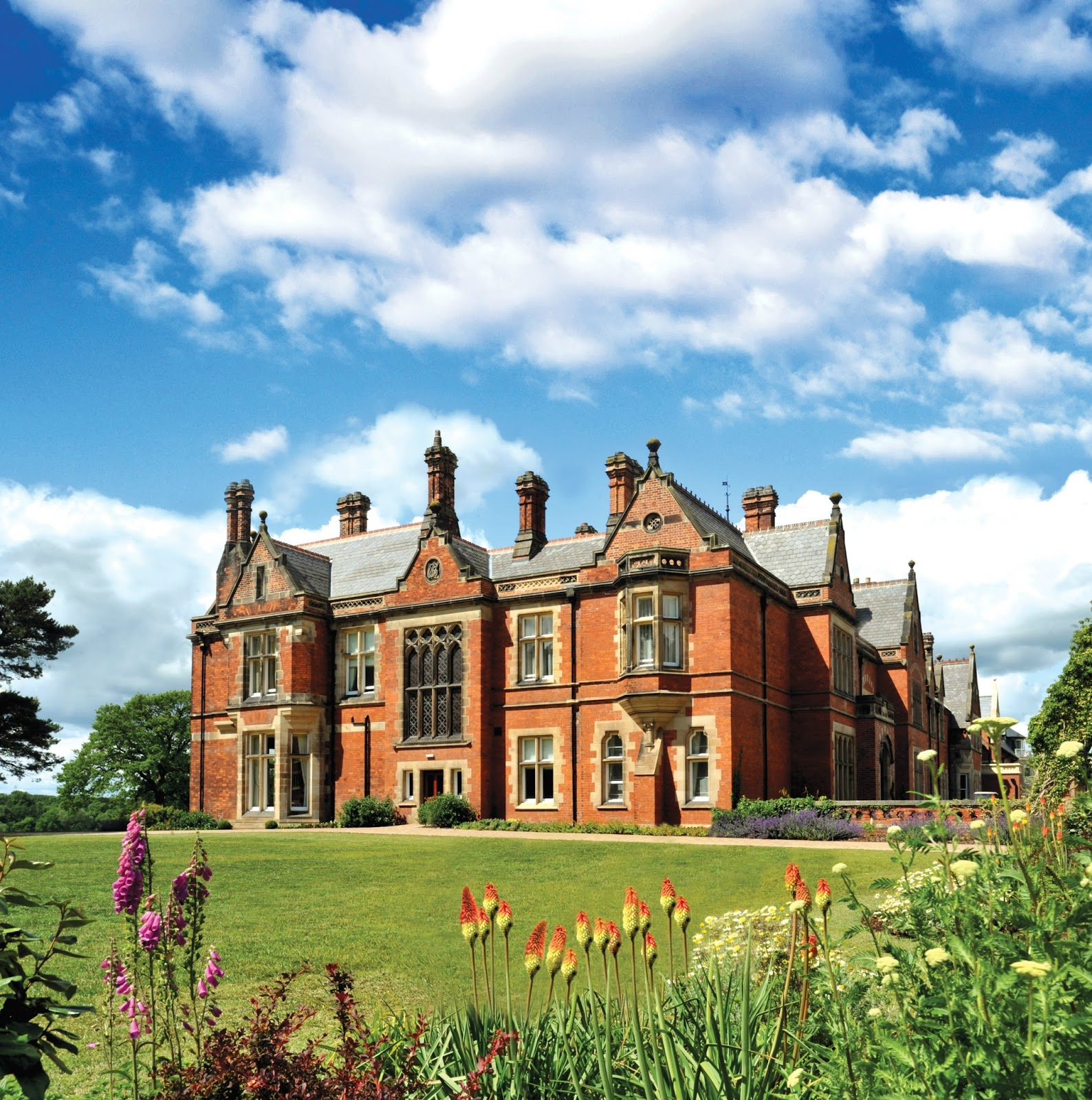 A Couples Spa Day at Rockcliffe Hall, Darlington