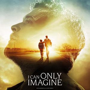 Poster do Filme Eu Só Posso Imaginar