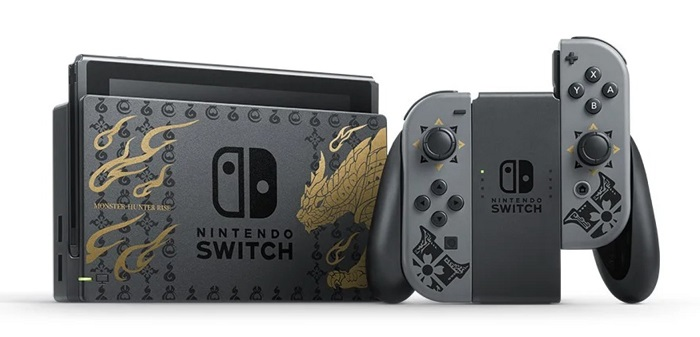 Nintendo Switch Monster Hunter Rise Special Edition Launching Date