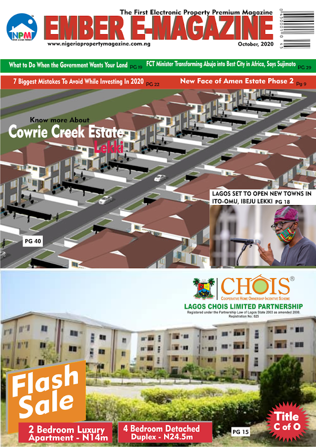 JUST OUT! Estate Electronic Magazine (Ember Edition 2020)