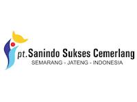 Lowongan Kerja Bulan November 2019 di PT. Sanindo Sukses Cemerlang - Penempatan Semarang dan Yogyakarta