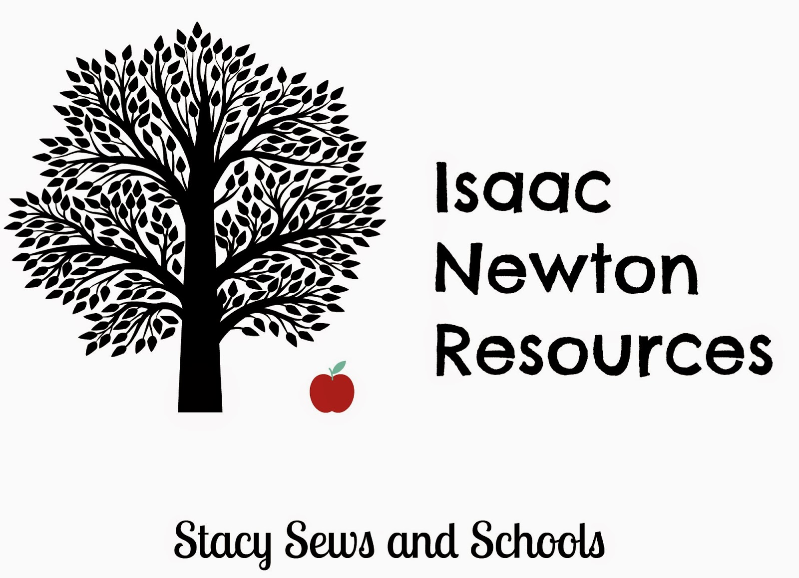 Stacy Sews and Schools: Isaac Newton Learning Resources