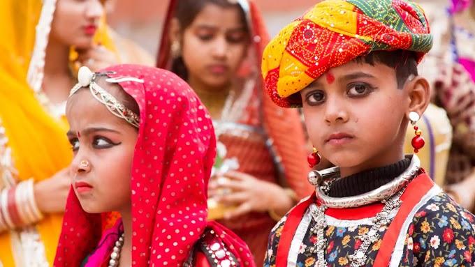 भारतीय संस्कृति में राजस्थानी संस्कृति  की अलग पहचान   Rajasthani culture has different identity in Indian culture