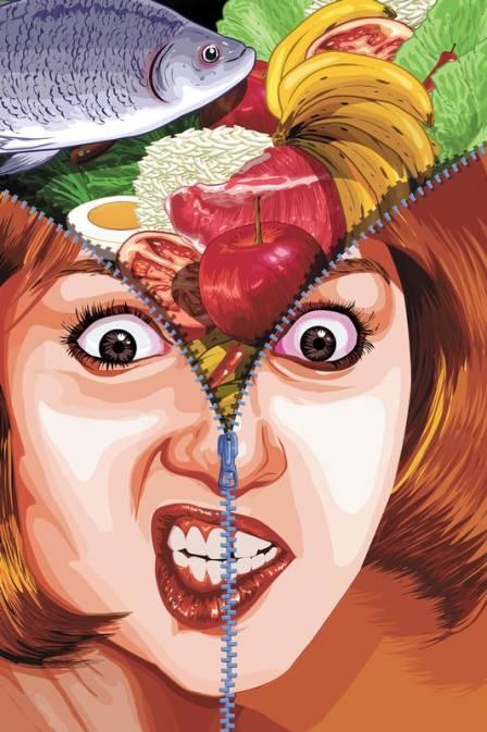 O papel da alimentação na TPM