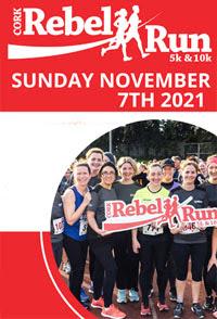 Popular 5k & 10k run in Bishopstown in Cork City - 7th Nov 2021
