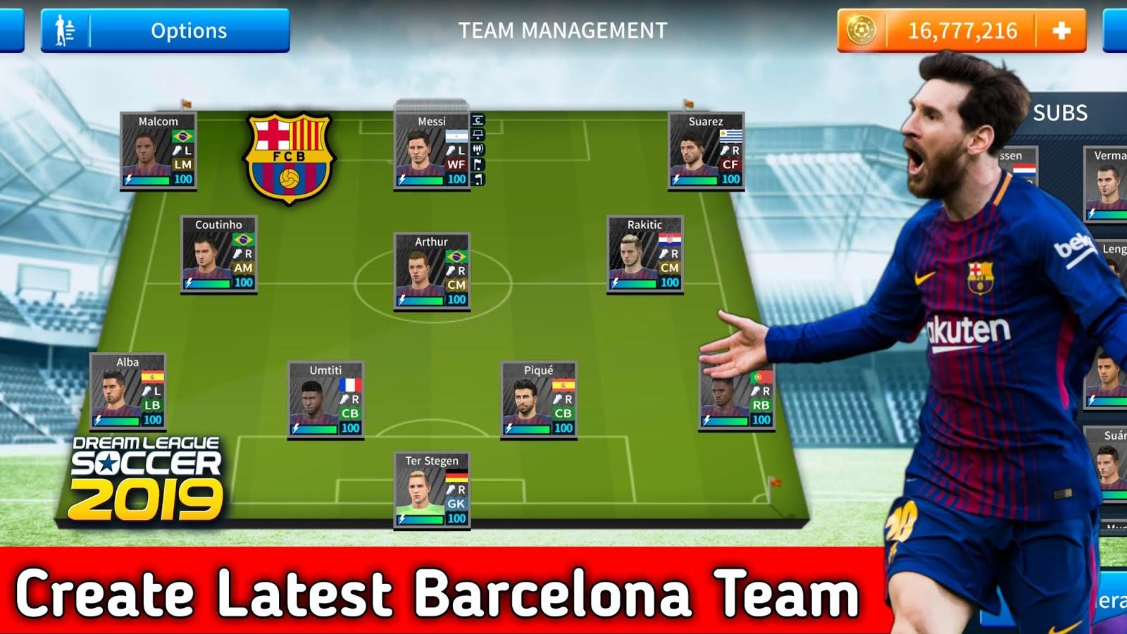 download dream league soccer 16 hack apk