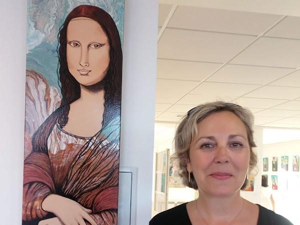 """Lisa - Exposition """"La Renaissance de la Joconde"""" Juillet/Aout 2019"""
