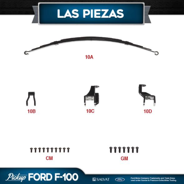 Entrega 10 Ford F-100