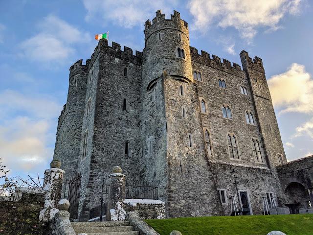 Kilkea Castle in South Kildare