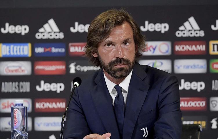 """Pirlo: """"Ključna utakmica po našu sezonu"""""""