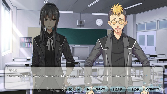 School of Talent SUZU-ROUTE PC Free Download Screenshot 2