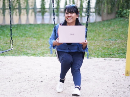 Asus Vivobook Ultra A412DA, Laptop untuk milenial yang merdeka