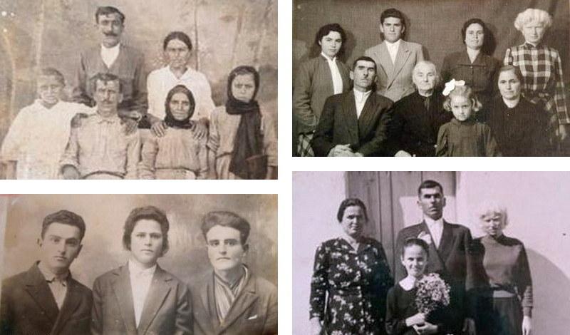 Επιζήσαντες Πόντιοι από τις σταλινικές διώξεις του 1937-1939 στη Νέα Χηλή