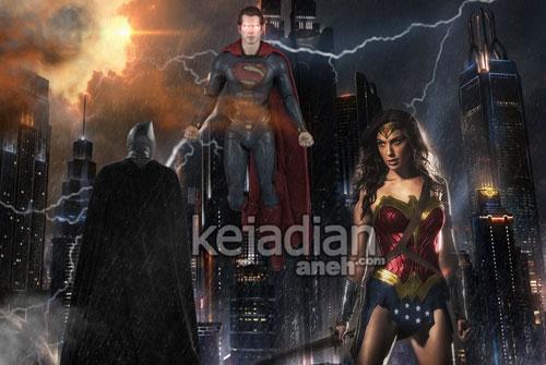 Batman vs Superman Dawn of Justice 13 Film Terbaru 2016 yang Akan Tayang