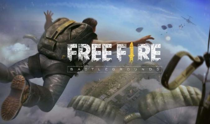 Game Seru di Aplikasi Play Store Terbaik - Garena Free Fire