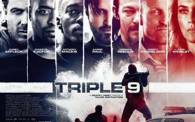 Triple 9 (2016) Hindi Dubbed Full Movies Dual Audio 480p HD