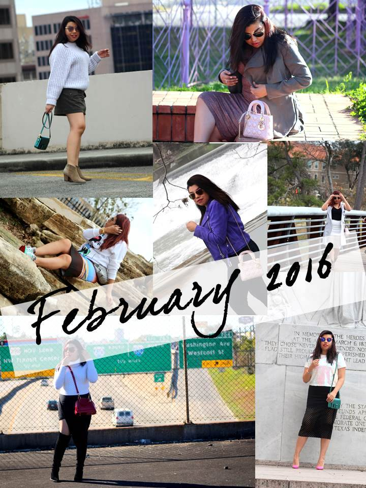 February 2016 Recap