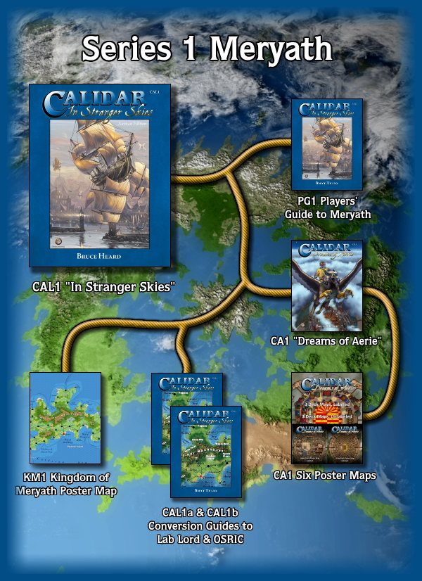 Calidar Series 1