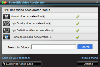 SpeedBit Video Accelerator Premium