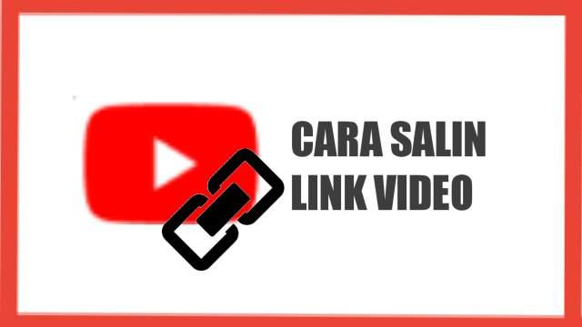 Cara menyalin link video youtube