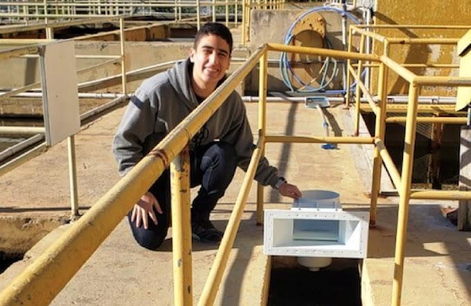 Brasileiro inventa sistema para filtrar microplásticos da água que é considerado o melhor do mundo
