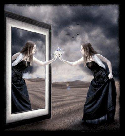 La Crepa nel muro: Guardarsi allo specchio
