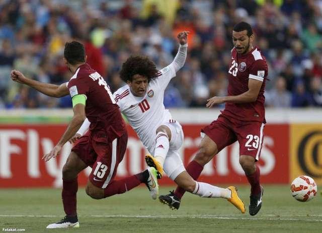 موعد مباراة الامارات وقطر في كأس اسيا 29-1-2019