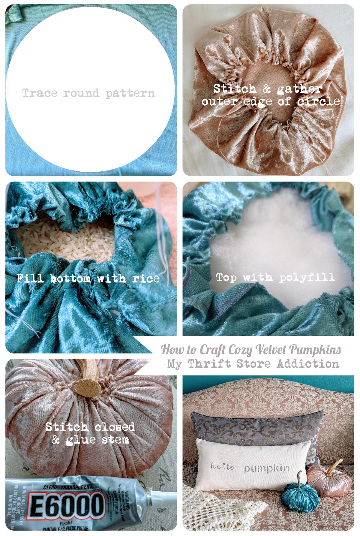 cozy seasonal crafts