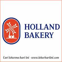 Loker Holland Bakery Jakarta 2020