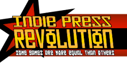Get Our Games @ Indie Press Revolution