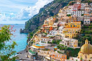 Italy Greece Honeymoon Itinerary positano