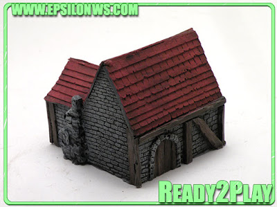 Fantasy Stone Houses picture 6